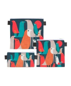 Art of Riding Global: Flock of Brids Trio Bags
