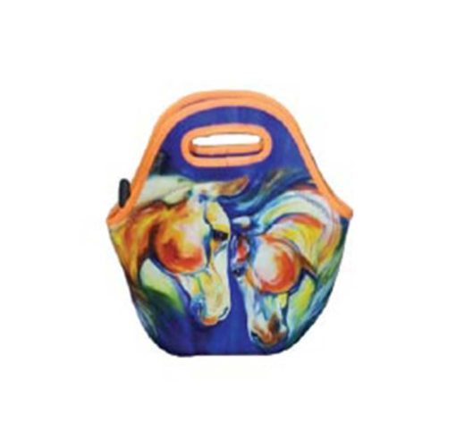 Art of Riding Global:Twin Horses Tote