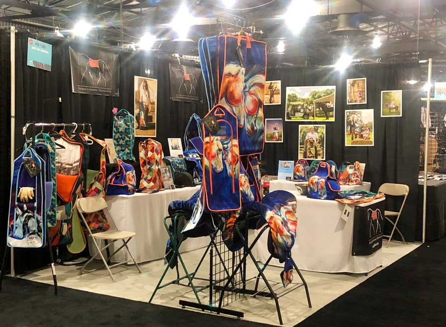 Art of Riding Booth